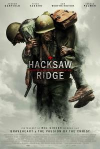 Hacksaw Ridge filmplakat